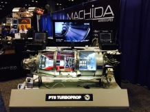 Machida HAI 2015 Booth